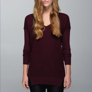 Lululemon The Sweater Life Sweater